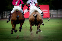 Polo Match at Ghantoot Polo Club - St. Regis vs ADCB for the Pink Polo Day charity