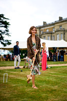 Arizona Muse at The Hedsor House Summer Party, Hedsor House, Tap