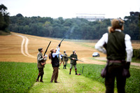 Goodwood Estate partridge shoot