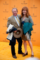 stephanie powers  - Veuve Clicquot Gold Cup Polo 2011
