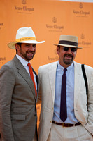 Kevin Spacey - Veuve Clicquot Gold Cup Polo 2011
