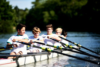 SJB Rowing at Eton Excelsior